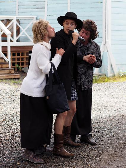 Mikko ja mummot