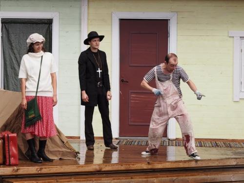 Milla, Aimo ja Renlund